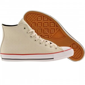 Converse Men Chuck Taylor All Star Pro Hi (white)