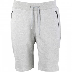 Unyforme Men Forsyth Shorts (gray / heather)