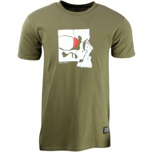 Bloodbath Men Temple Tee (green)