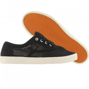 Generic Surplus Womens Plimsol Mesh (black)