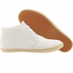 Generic Surplus Roped Chukka Leather (white)