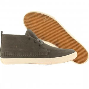 Generic Surplus Mohawk (grey suede)