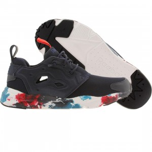 Reebok Women Furylite (navy / indigo / poppy red)