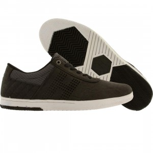 HUF Men Hufnagel 2 (black / ballistic)