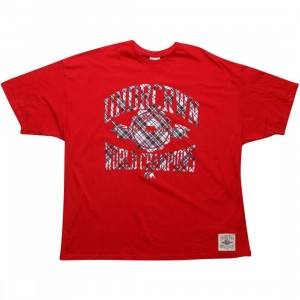 Under Crown Big Brand Tee (red)