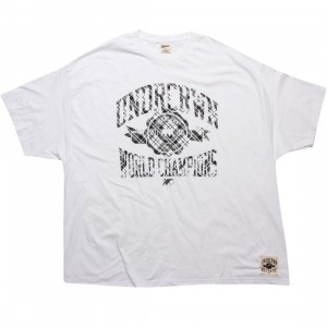 Under Crown Big Brand Tee (white)