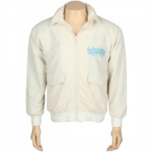 The Hundreds Runner Jacket (tan)