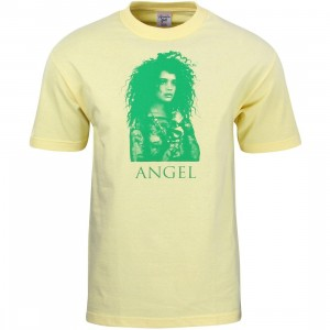 Acapulco Gold Men Dark Angel Tee (yellow)
