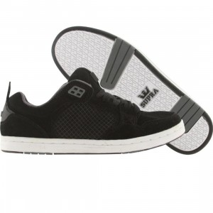 Supra Cruizer (black / white)