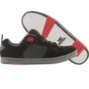 Supra Cruizer (black / red)