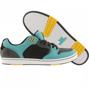 Supra Cruizer (turquoise / black / yellow)
