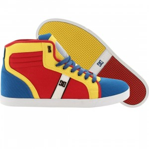 DC Life Collection Xander LFTX (true red / yellow)