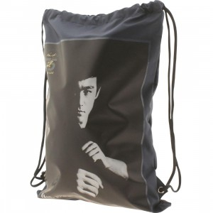 BAIT x Bruce Lee 75th Anniversary Sachet Bag (navy)