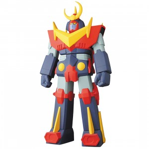 PREORDER - Medicom Super Man Zambot 3 Sofubi Figure (red)