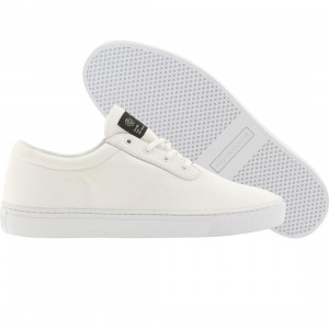 Crooks and Castles Decklo (white)