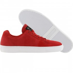 Crooks and Castles Isa (red)
