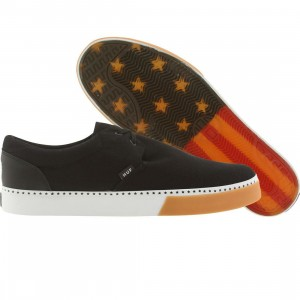 HUF Genuine - Star Pack (black / gum)