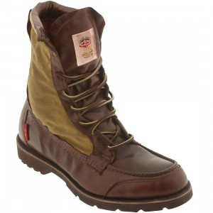 Gorilla High Boots (lt brown)