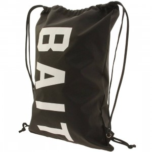 BAIT Logo Nylon Sachet Bag (black)