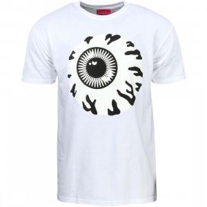 Mishka Men Keep Watch Tee (white)