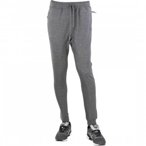 Publish Men Brant Fleece Jogger Pants (gray / charcoal)