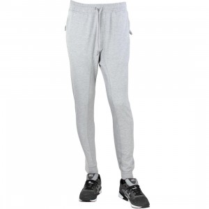 Publish Men Brant Fleece Jogger Pants (gray / heather)