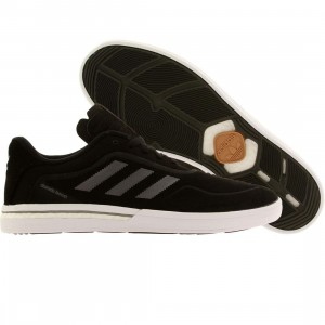 Adidas Skate Men Dorado Adv Boost (black / iron metallic / running white)