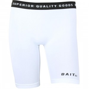 BAIT Men Logo Premium Boxer (white / black)