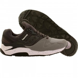 Saucony Men Grid 9000 (gray / charcoal)