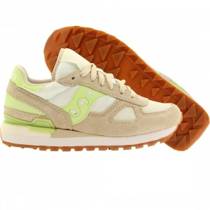 Saucony Women Shadow Original (gray / light grey / green)