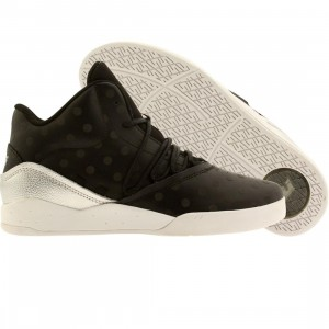 Supra Men Estaban (black / black / silver)