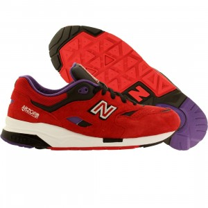 New Balance Men 1600 Elite Edition Pinball (red / black / purple)