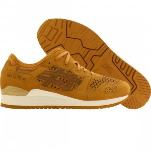 Asics Tiger Men Gel-Lyte III Lasercut - Alpha Pack (tan / tan)