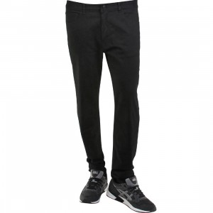 BAIT Basic Taper Jeans (black)