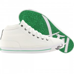 K1X DCAC Canvas (white / grey / green)