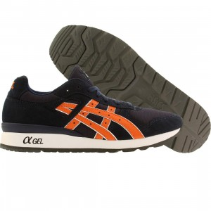 Asics Tiger Men GT-II (navy / orange)