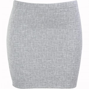 RVCA Women Seeway Skirt (gray / heather)