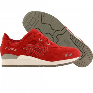 Asics Tiger Men Gel-Lyte III (red)