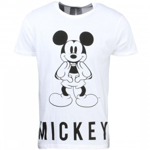 Eleven Paris x Disney Men Lomick Mickey Tee (white)