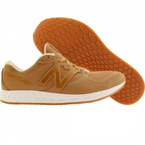 New Balance Men ML1980ALFresh Foam Zante Leather (tan)