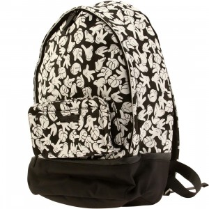 Eleven Paris x Disney Glimmer Hands Backpack With Slip Cover (black)