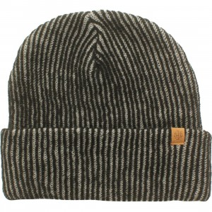 Obey Coast Beanie (black / gray)