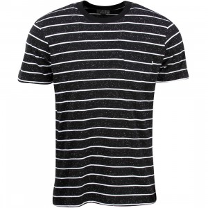 Obey Men Hayes Tee (black / multi)