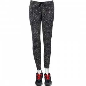 Obey Women Lofty Lola Sweatpants (black / blue)