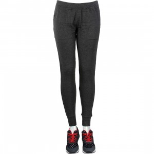 Obey Women Riley Pants (gray / heather charcoal)