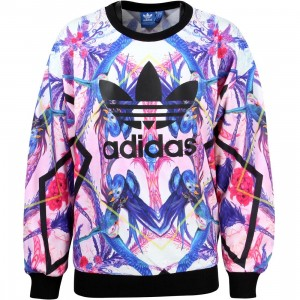 Adidas Women Florera Sweater (multi)