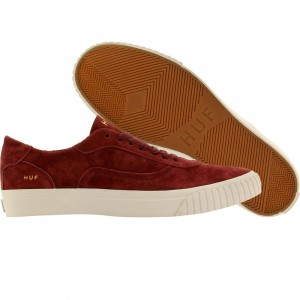 HUF Men Essex (burgundy / wine)