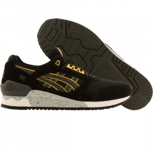 Asics Tiger Men Gel-Respector (black / dark gray)