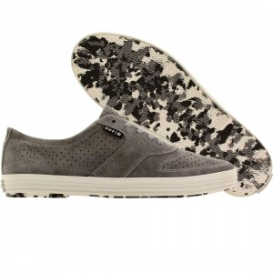HUF Men Liberty (gray / bone white)