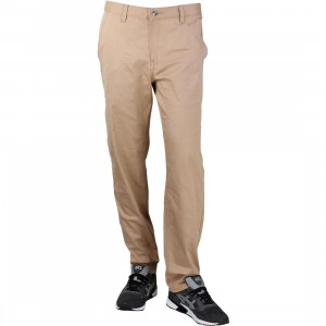 HUF Men Fulton Chino Pants (khaki)